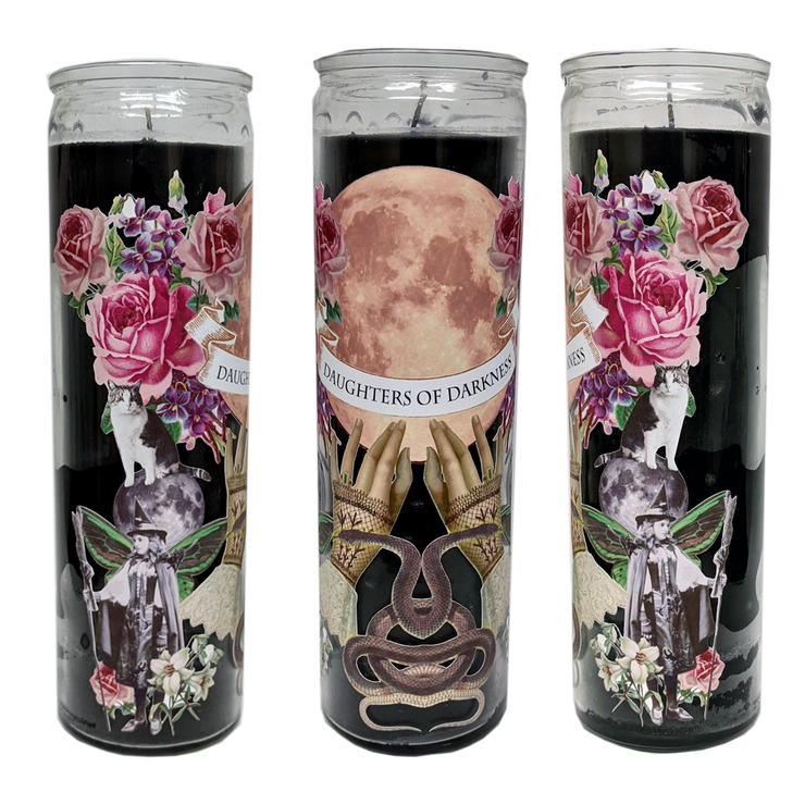 Daughters Of Darkness Candle