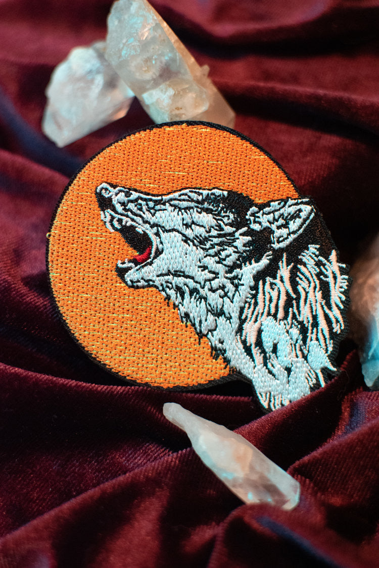 Howl At the Moon Patch