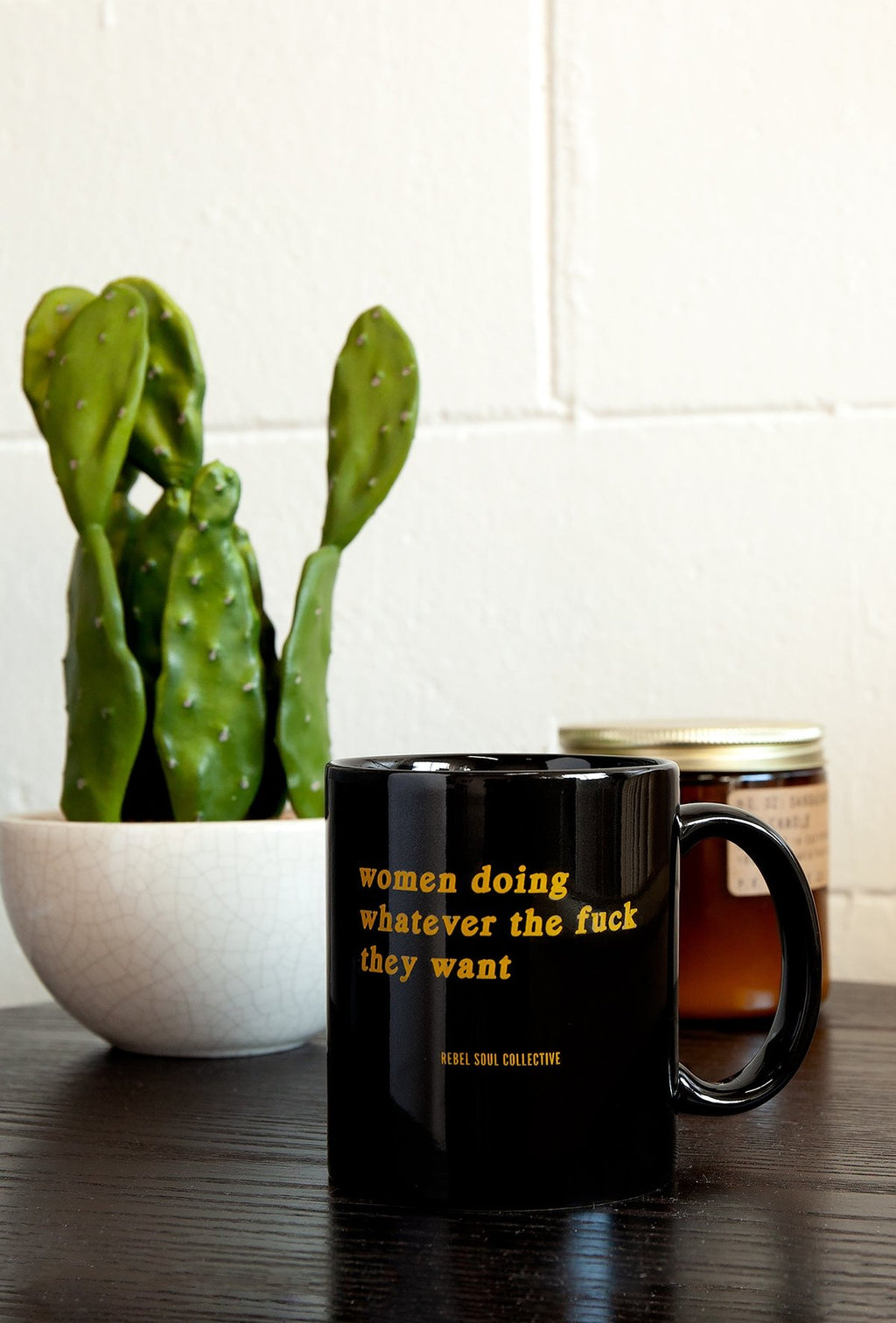 Women Doing Whatever Coffee Mug