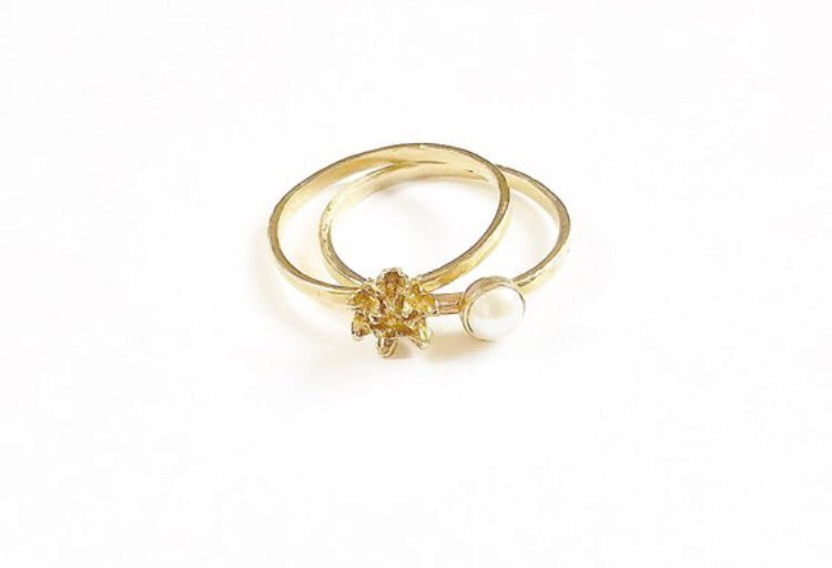 Sucre Ring Set