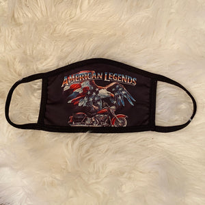 American Legends Face Mask