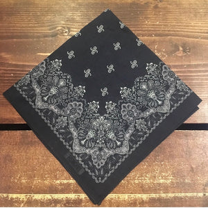 Tarnish Black Bandana