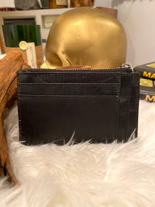 Black Roam Card Holder