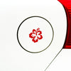 "CAR - Hibiscus Flower - Car - GAS CAP - Vinyl Decal Sticker YYDC (2""w x 2""h) (Color Choices)"