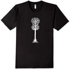 TS-106 Guitar Tree - Tree of Life - T-Shirt - Copyright 2016 Yadda-Yadda Design Co.