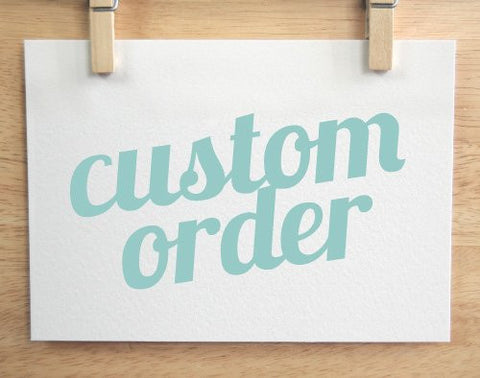 Custom Decal Order Marlene Breene