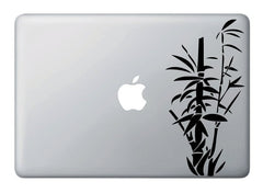 "MB - Bamboo - Macbook or Laptop Decal (4.25""w x 8.75""h) (Color Choices)"