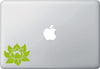 "MB - Lotus Flower - D1 - Macbook or Laptop Decal (3.25""w x 3""h) (Color Choices)"