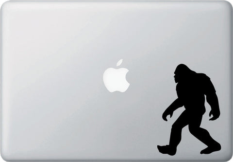 "MB - Sasquatch D1 - Laptop Vinyl Decal - YYDC (3.5""w x 5""h) (COLOR CHOICES)"