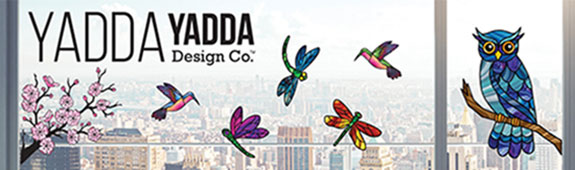 The Decal Store.com - by Yadda-Yadda Design Co.