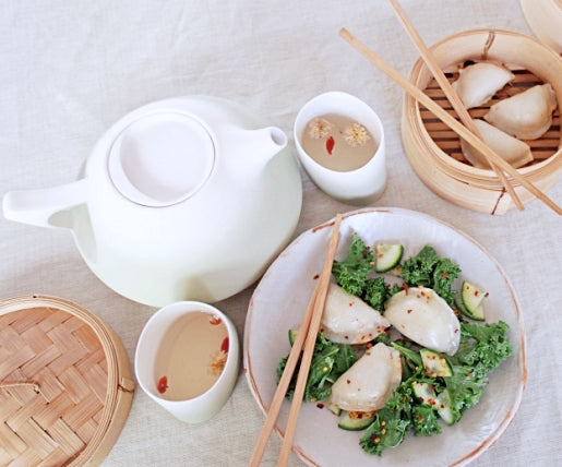 Dumpling Kit for Tea Lovers (Gift-boxed & wrapped)