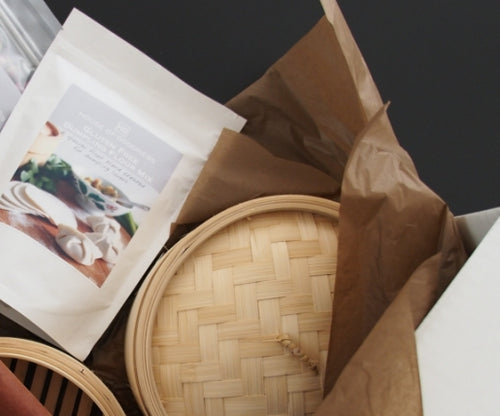 Dumpling Kit (Gift wrapped + personalised note)