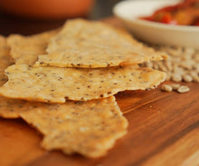 Load image into Gallery viewer, gluten free lavosh crackers