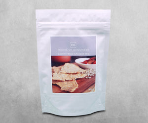Gluten Free Lavosh Seed Cracker Mix (200g)