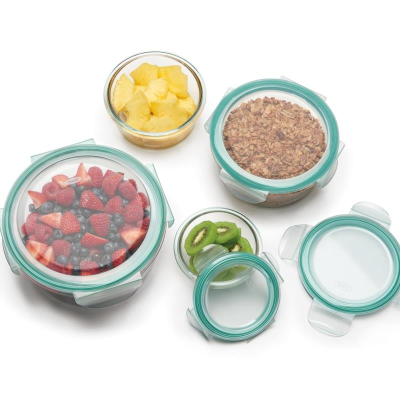 SmartSeal Glass Container - 1 Cup