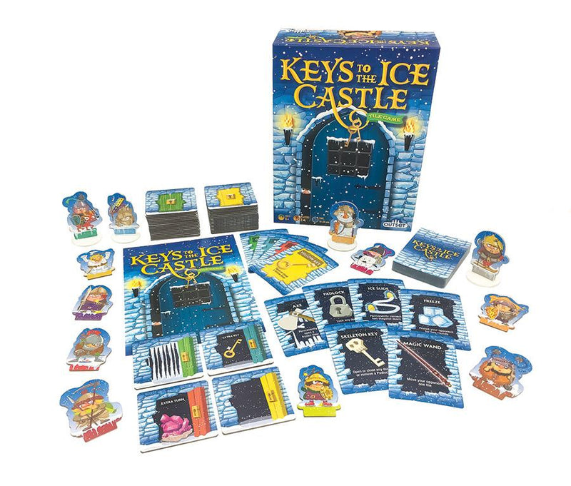 Keys to the Ice Castle Game