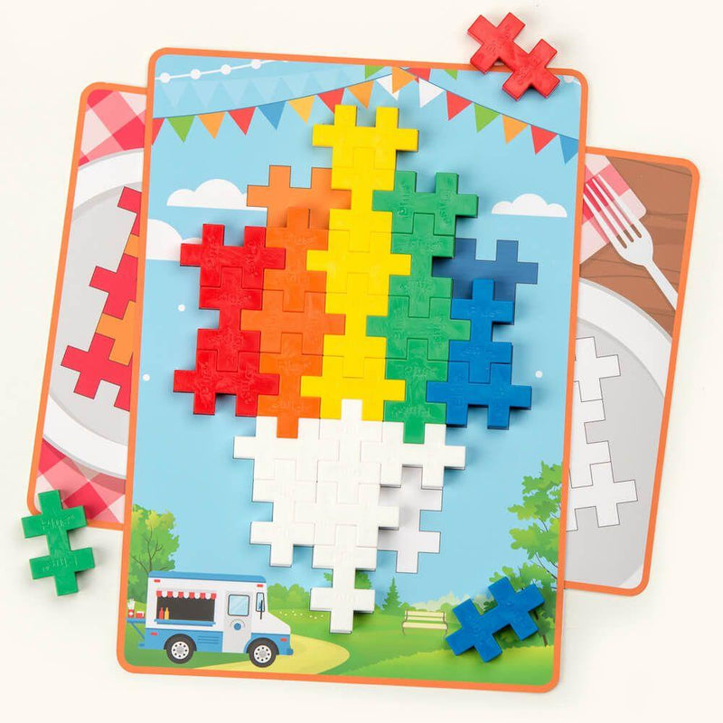 60 Piece Big Tangram - Basic