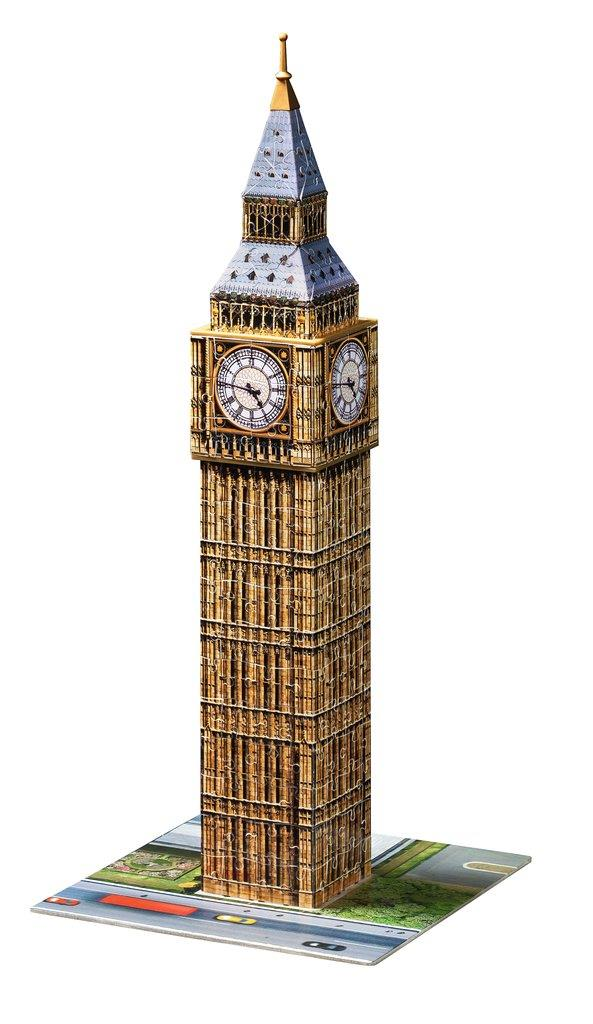 Ravensburger 3D Puzzle - Big Ben | Kitchen Art