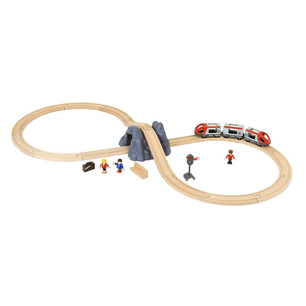 Brio Railway Starter Set | Kitchen Art | Wrapt