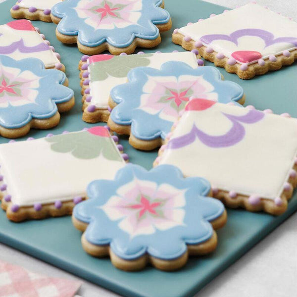 Wilton I Taught Myself to Decorate Cookies |Kitchen Art