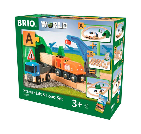 Brio Starter Lift & Load Set | Kitchen Art | Wrapt