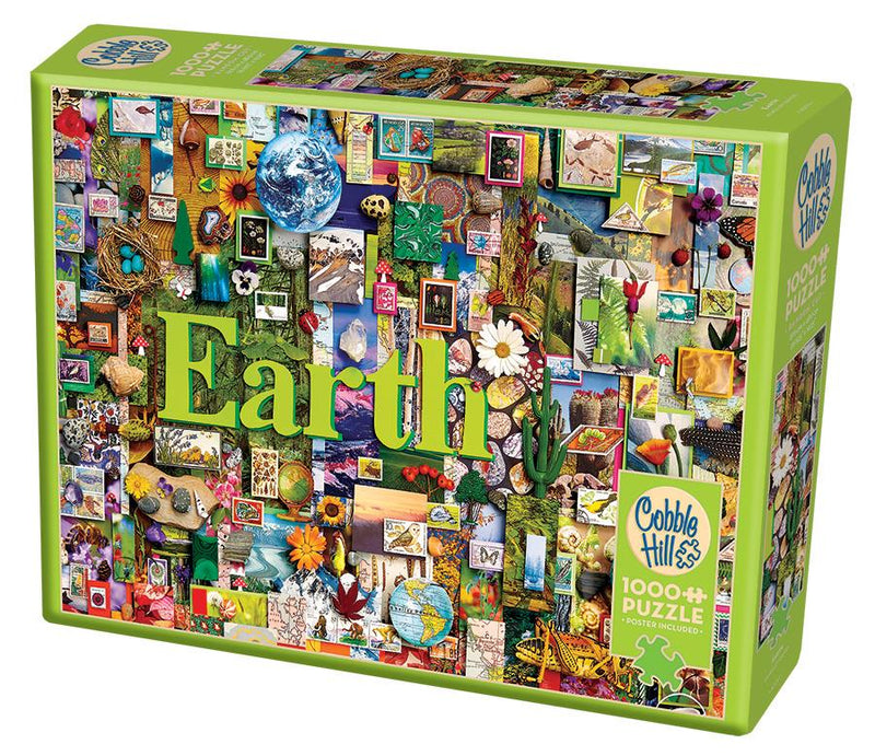 Cobble Hill 1000 Piece Puzzle | Earth | Kitchen Art