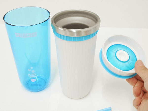 Zoku Iced Coffee Maker | Teal | Kitchen Art