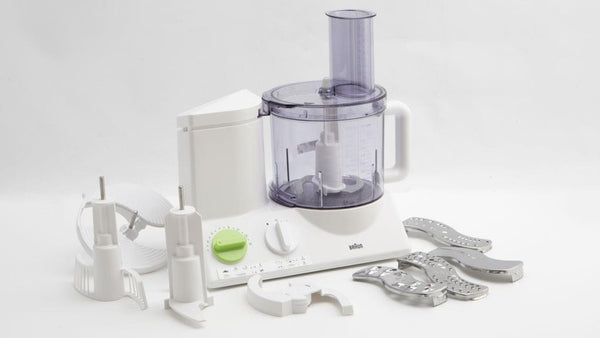 Braun Tribute Collection Food Processor | Kitchen Art