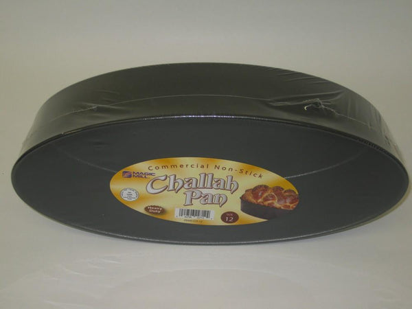 Magic Mill 12 Inch Oval Challah Pan | Kitchen Art