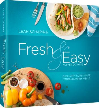 Fresh & Easy Kosher Cooking Cookbook