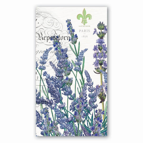 Michel Design Hostess Napkins Lavender Rosemary | Wrapt