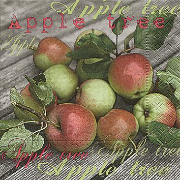From The Apple Tree Paper Napkins | Kitchen Art | Wrapt