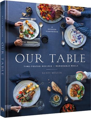 Our Table Cookbook