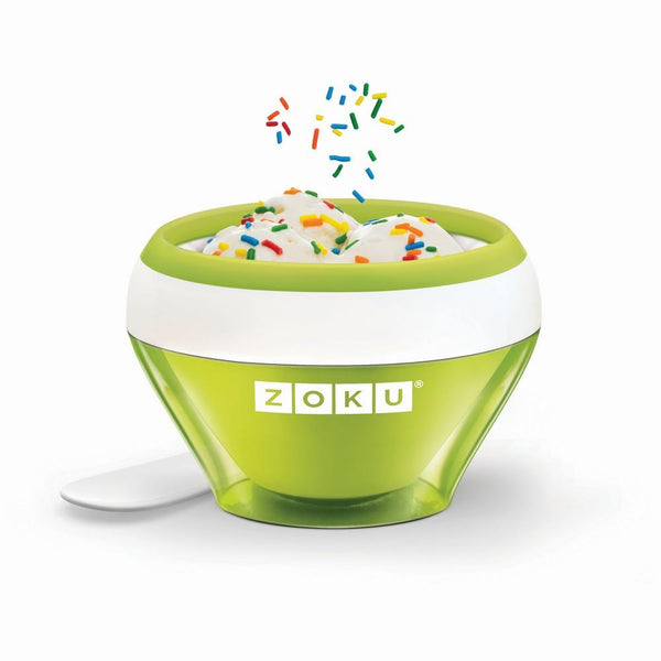 Zoku Ice Cream Maker | Green | Kitchen Art