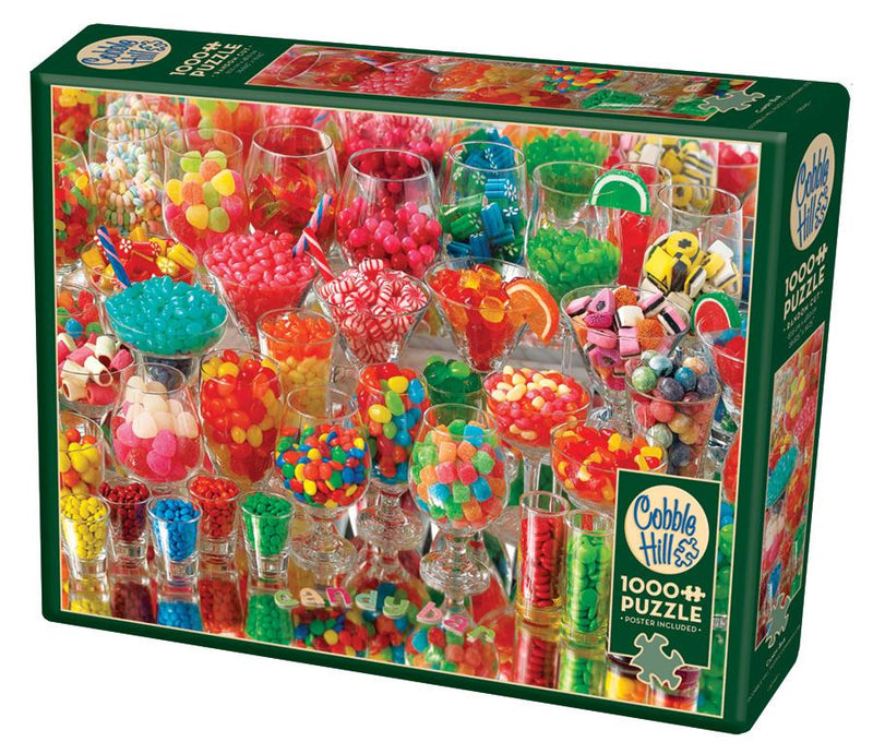 1000 Pc Puzzle Candy Bar
