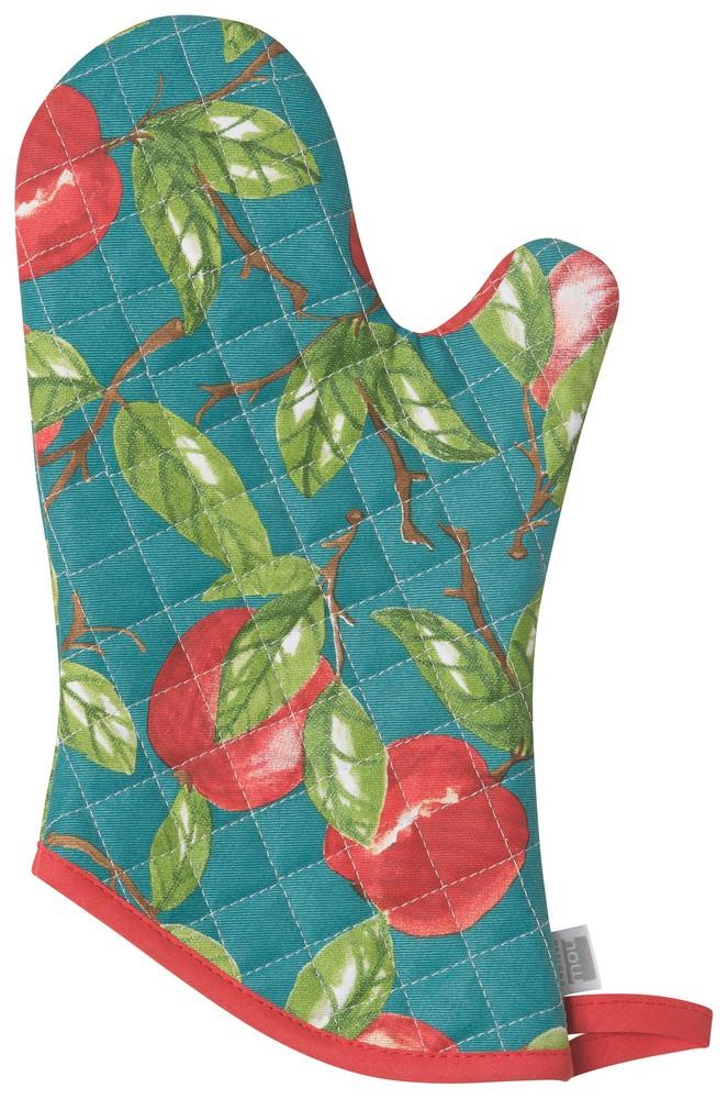 Set of 2 Oven Mitts - Apple Orchard