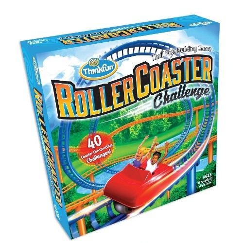 Roller Coaster Logic Game