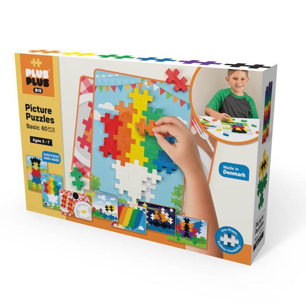PlusPlus 60 Piece Big Tangram - Basic | Kitchen Art