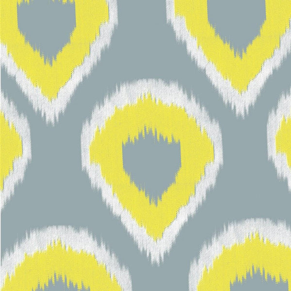 Paviot Dinner Napkin Ikat Jaune | Kitchen Art | Wrapt