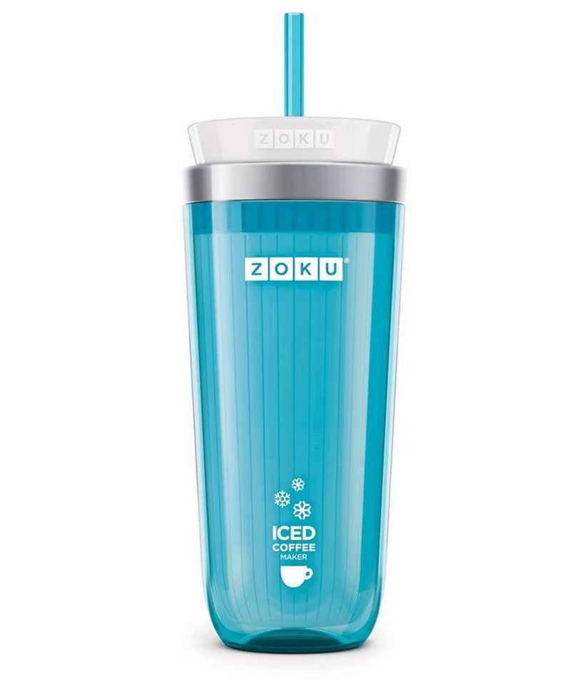 Iced Coffee Maker, Teal