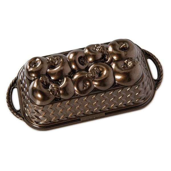 Nordicware Apple Basket Loaf Pan | Kitchen Art