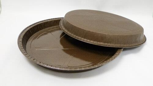 Pack of 10 Large Round Tart Pans