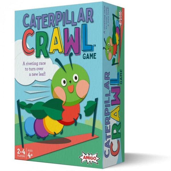 Caterpillar Crawl Game | Kitchen Art | Wrapt