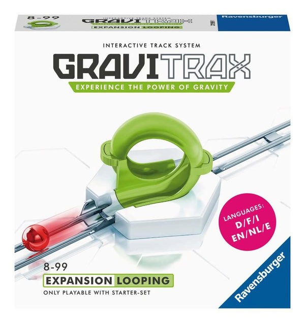 GraviTrax Looping Set | Kitchen Art | Wrapt