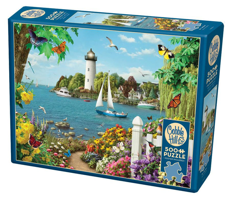 500 Piece Puzzle - By The Bay