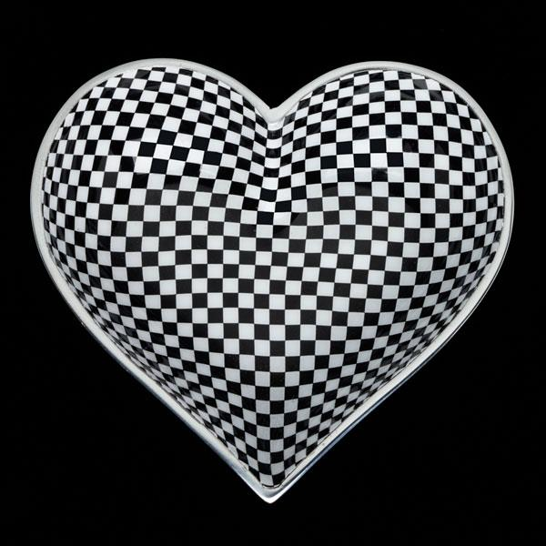 Happy Heart Patterned