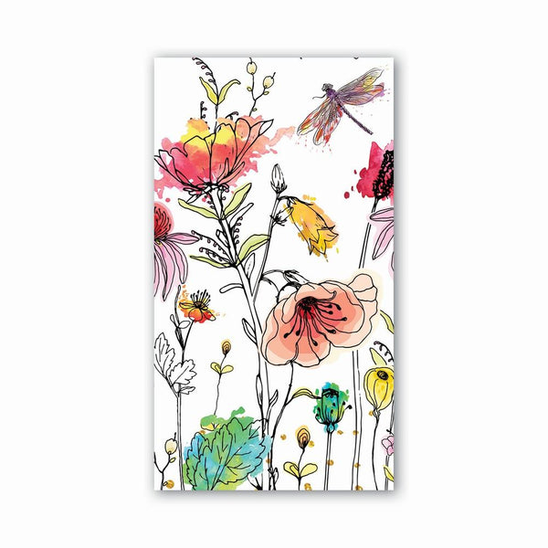 Michel Design Works Hostess Napkins Posies | Wrapt