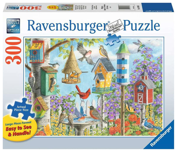 Ravensburger 300 Pc Puzzle Home Tweet Home | Wrapt