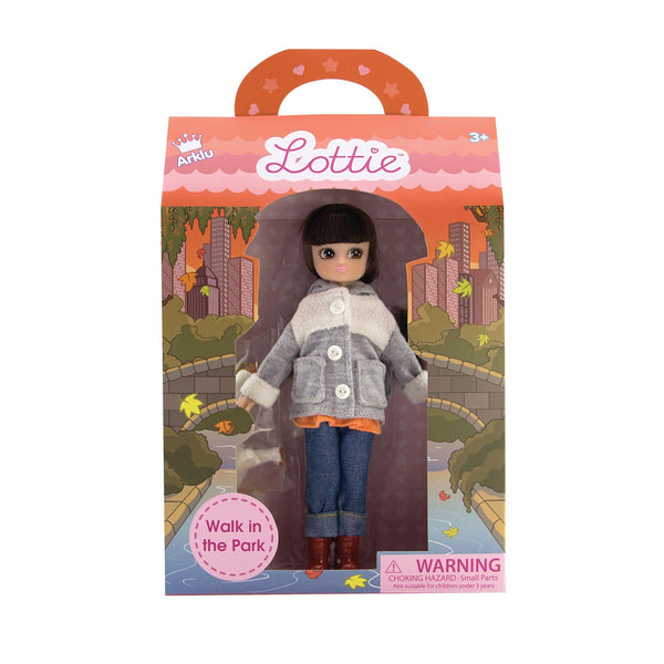 Lottie Walk in the Park Doll | Kitchen Art | Wrapt