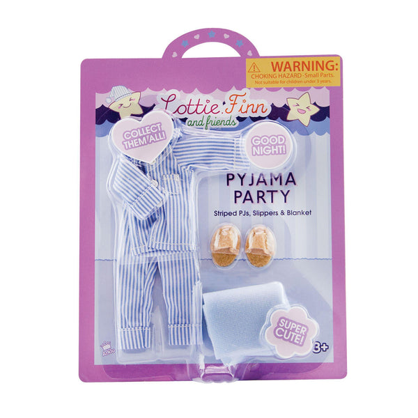 Lottie Pyjama Party | Kitchen Art | Wrapt